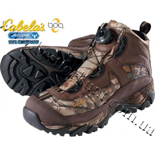 Cabela's Speed Hunter™ Boa® Hunting Boots Realtree AP®