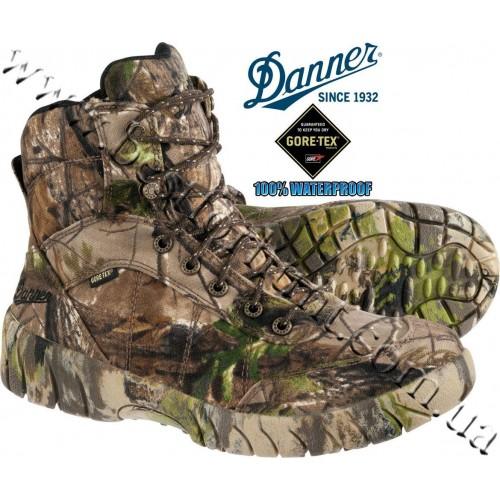 """Danner® 7"""" Jackal™ II GTX® Waterproof Hunting Boots 45780 Realtree APG®"""