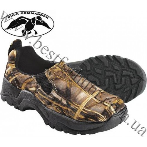 Duck Commander® Quack-Up™ Slip-On Shoes Realtree MAX-4®
