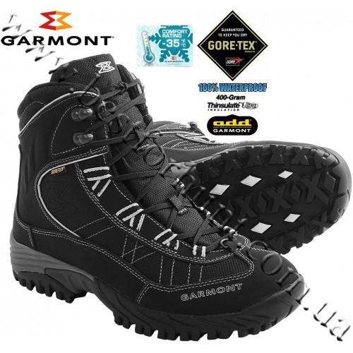 Garmont® Momentum Snow 400 grams Insulated Gore-Tex® Waterproof Hiking Boots Black