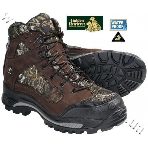 Golden Retriever 4620 Waterproof Hunting Boots Mossy Oak® Break-Up®