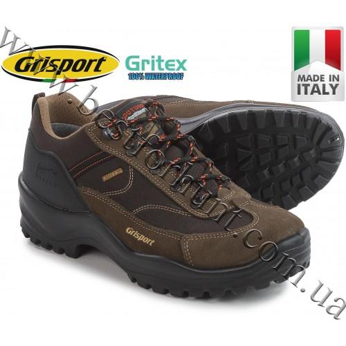 Grisport® Valtina Waterproof Hiking Shoes Brown