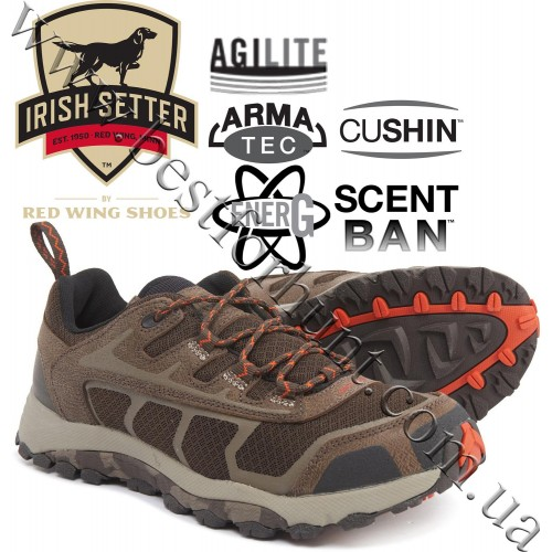 Irish Setter® Drifter™ Trail Hunting Boots 2833 Brown