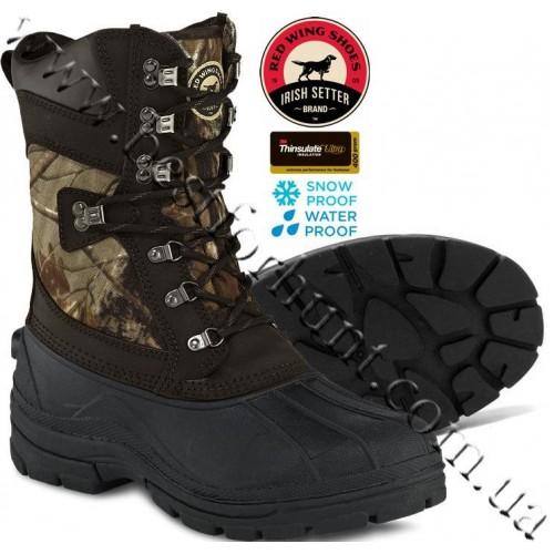 Irish Setter SnowHound Pac Boots 2860 Realtree AP®