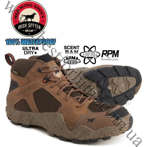 Irish Setter Vaprtrek™ Waterproof Hunting Boots 2829 Brown