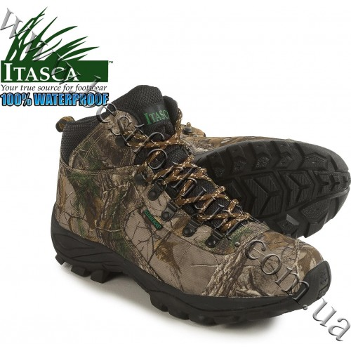 Itasca™ Dexterity Waterproof Hunting Boots Realtree Xtra®
