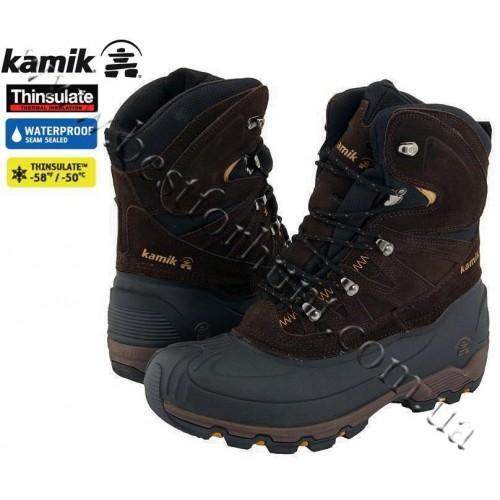 Kamik Nordicpass Winter Boots Brown