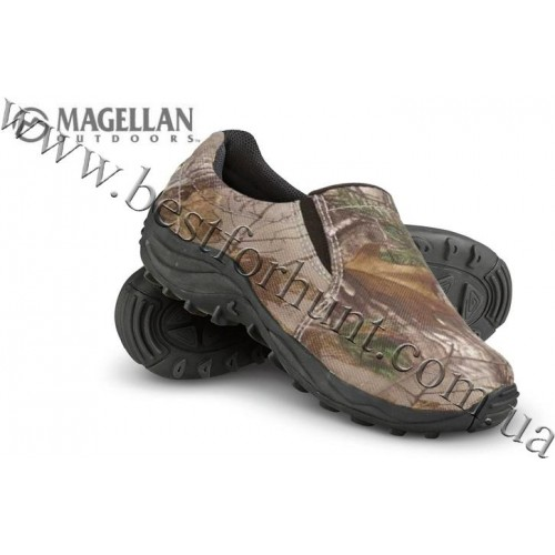 Magellan Outdoors® Camo Moc II Slip-On Shoes Realtree Xtra®
