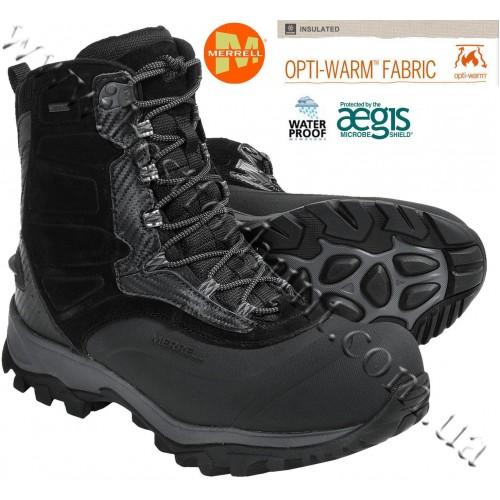 Merrell® Norsehund Beta Waterproof Boots Black
