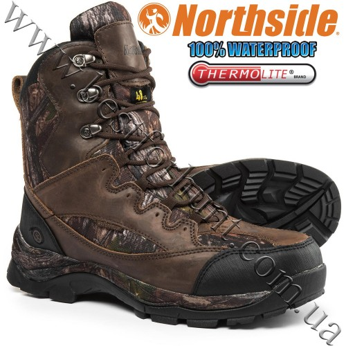 Northside® Renegade™ 400-gram Insulated Waterproof Hunting Boots Northside® DAYBREAK Camo®