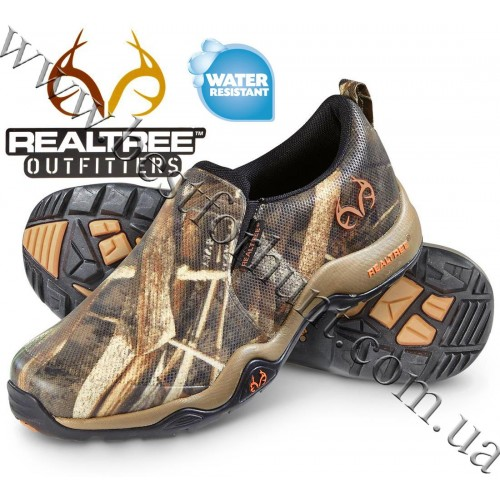 Realtree Outfitters® Ranger™ Memory Foam Slip-On Shoes Realtree MAX-5®