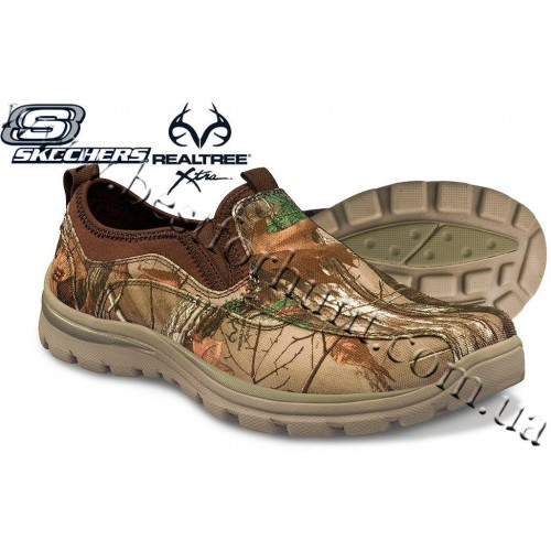 Skechers® Relaxed Fit Superior-Malen shoe Realtree Xtra®