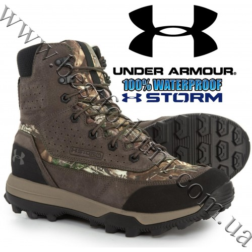 Under Armour® Speed Freek Bozeman 2.0 Storm Waterproof Hunting Boots Realtree Xtra®