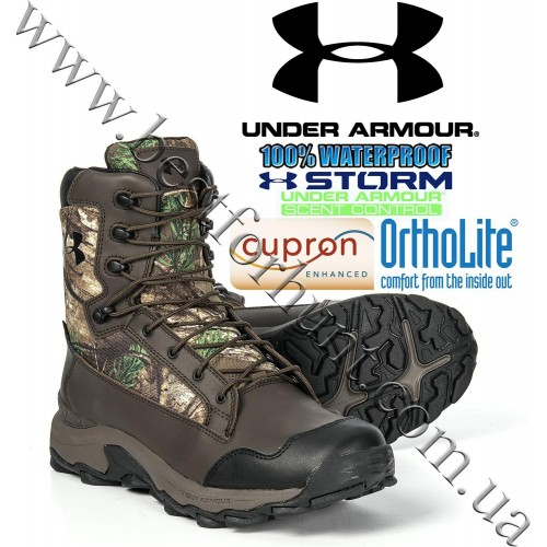 Under Armour® Tanger Storm Waterproof Hunting Boots Realtree Xtra®