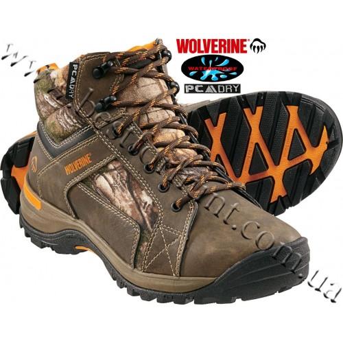 Wolverine® Sightline Waterproof Mid-Cut Hunting Boot Realtree Xtra®