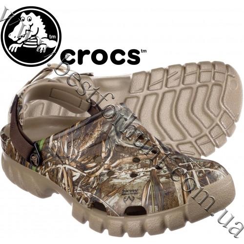 Crocs™ Off-Road™ Outdoor Clogs Realtree MAX-5®