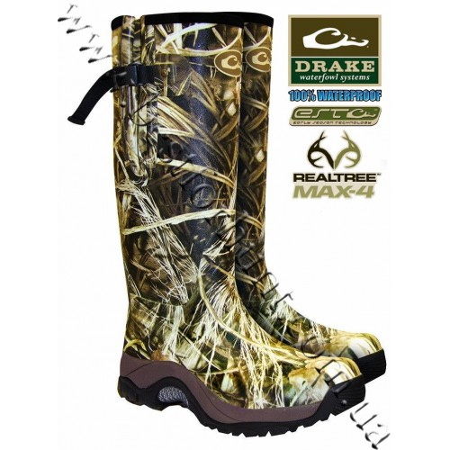 Drake Waterfowl EST Knee High Mudder™ Boots Realtree MAX-4®