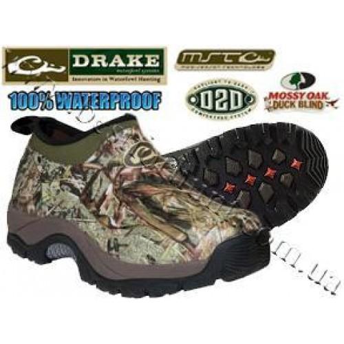 Drake Waterfowl MST Low-Top Mudder Mossy Oak® Duck Blind®