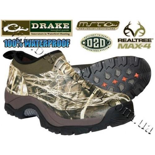 Drake Waterfowl MST Low-Top Mudder Realtree MAX-4®