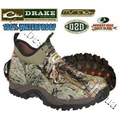 Drake Waterfowl MST Mid-Top Mudder Mossy Oak® Duck Blind®