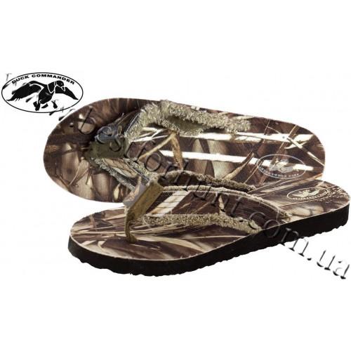 Duck Commander® Double Reed Flip Flops Realtree MAX-4®