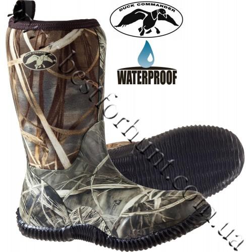Duck Commander® Refuge Outdoor Waterproof Neoprene Boots Realtree MAX-4®