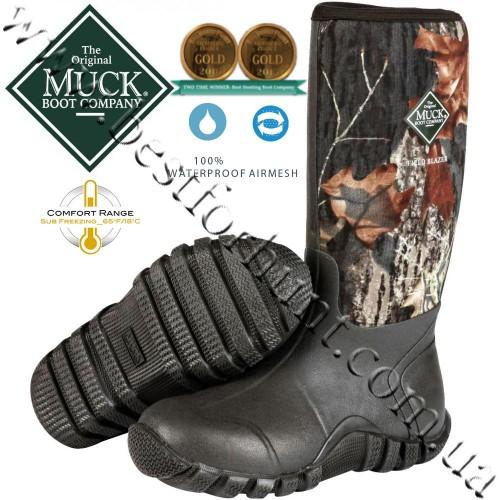 The Original Muck Boot Company® Fieldblazer™ All-Terrain Sport Boots Mossy Oak® Break-Up®