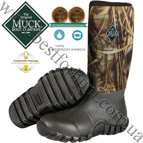 The Original Muck Boot Company® Fieldblazer™ All-Terrain Sport Boots Realtree MAX-4®