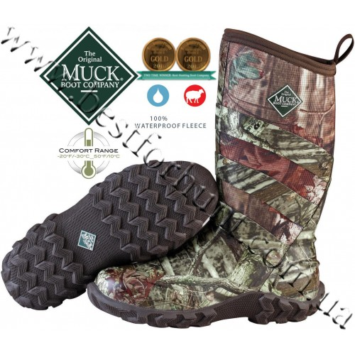 The Original Muck Boot Company® Pursuit Fieldrunner™ Sporty Hunting Boots Mossy Oak® Break-Up® Infinity™