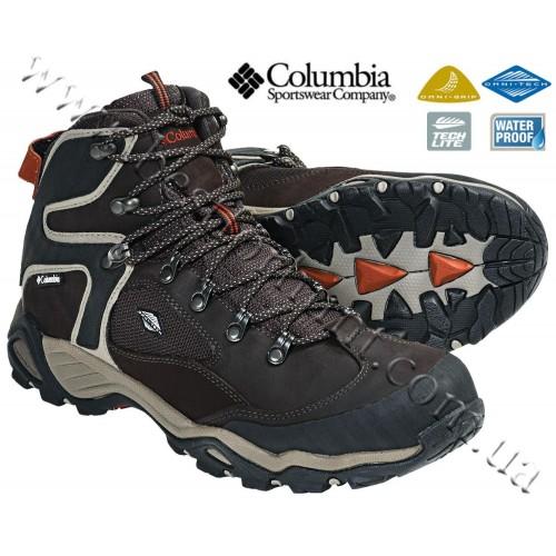 Columbia® Pole Creek Waterproof Hiking Boots