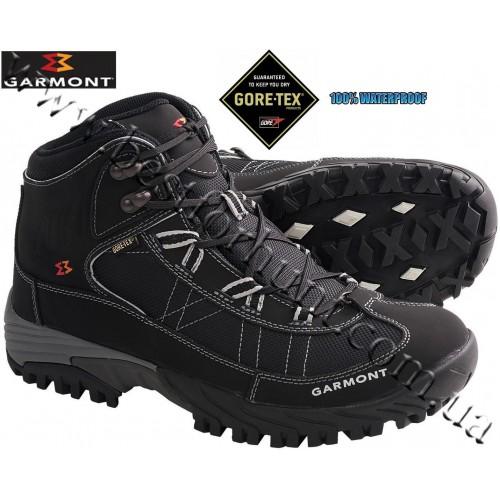 Garmont® Momentum Mid Snow Gore-Tex® Waterproof Hiking Boots Black