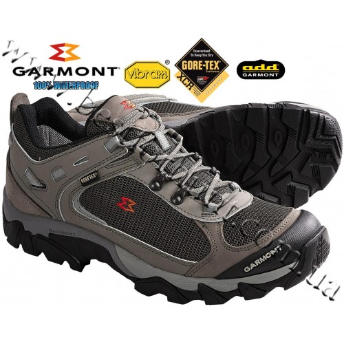Garmont® Zenith™ Gore-Tex® XCR® Waterproof Trail Shoes Anthracite