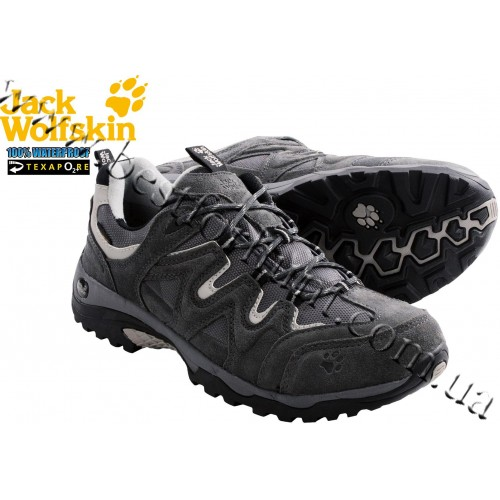 Jack Wolfskin® Canyon Hiker Texapore™ Waterproof Shoes Humid Sand