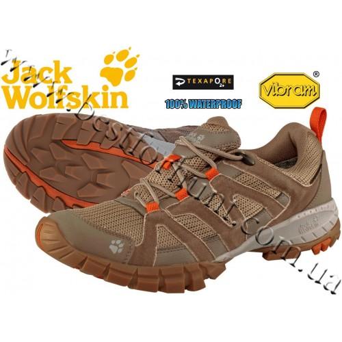 Jack Wolfskin® Volcano Low Texapore™ Waterproof Shoes Siltstone