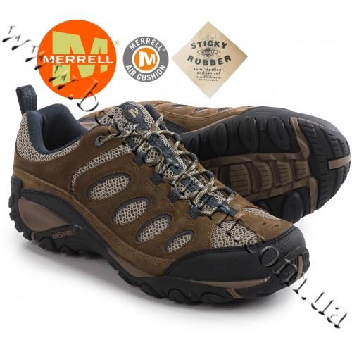Merrell® Faraday Hiking Shoes Stone-Ebony