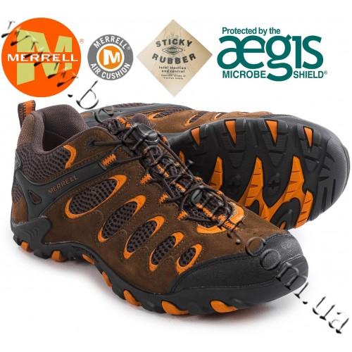 Merrell® Vertis™ Ventilator Stretch Shoes Dark Earth-Marmalade