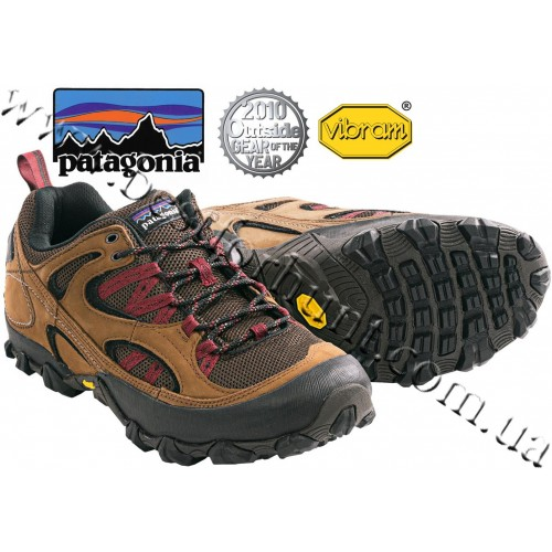 Patagonia Drifter A/C Trail Shoes Thatcher Brown