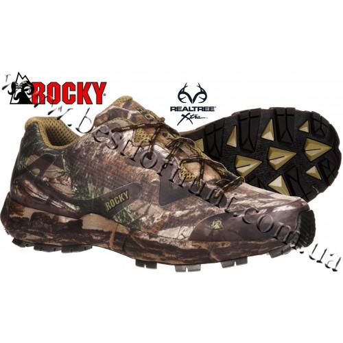 Rocky® Broadhead LaceUp Trail Runner shoes RKYS134 Realtree Xtra®