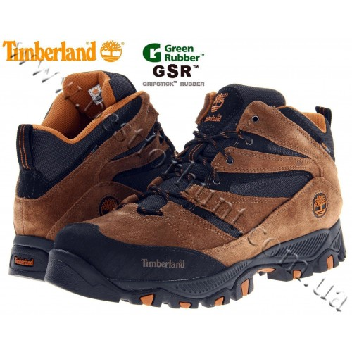 Timberland Edge Trail Mid Leather WP