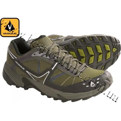 Vasque® Mindbender Trail Running Shoes Olive Branch-Peat