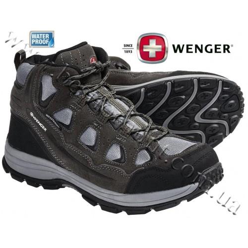 Wenger Jackson Waterproof Hiking Boots