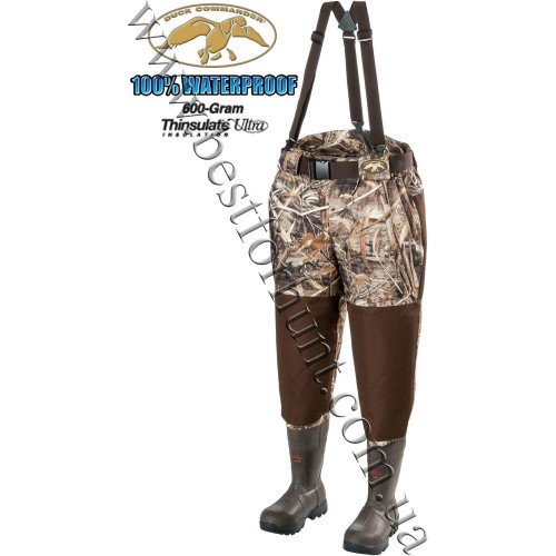 Duck Commander® Fly Zone Breathable Waist Wader Realtree MAX-5®