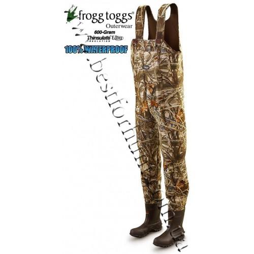 Frogg Toggs® Amphib™ 3.5mm Camo Neoprene Wader Realtree MAX-4®