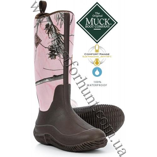 The Original Muck Boot Company® Women's Hale Multi Season Hunting Boots Realtree AP® Pink