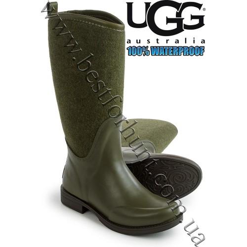 UGG® Women's Reignfall Rain Boot Olive